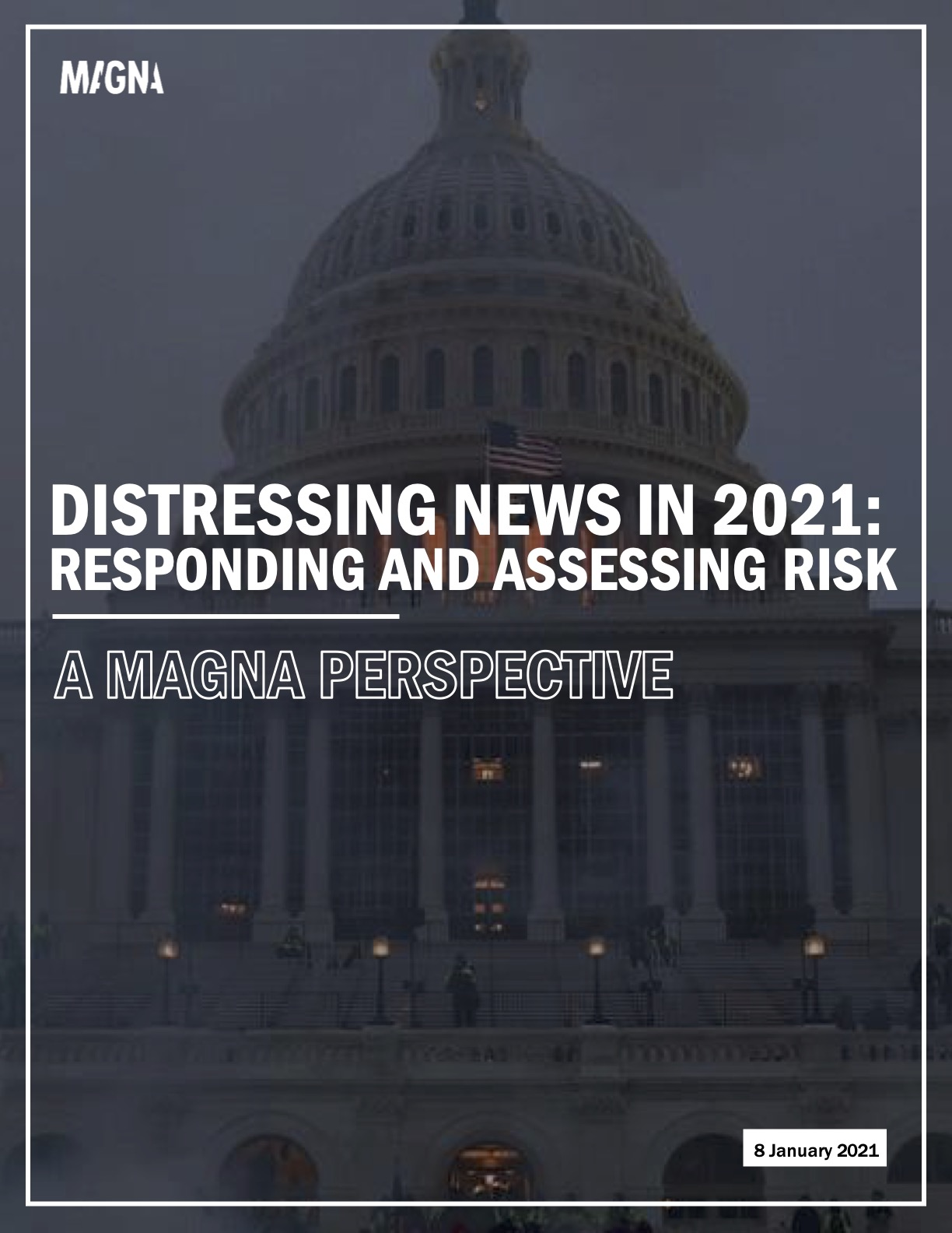 Distressing News in 2021: Responding and Assessing Risk