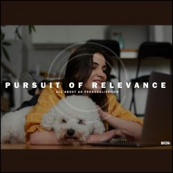 pursuit of relevance