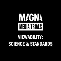 viewability: science and standards