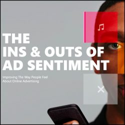 Ins and Outs of Ad Sentiment