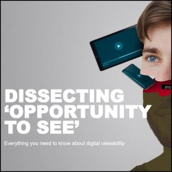 Dissecting Opportunity to See - Digital Presence